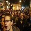 Yüzlerce İsrailli terör rejimi başbakanı Netanyahu'yu protesto etti