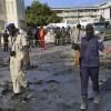 Somali'de Bir Pazar Yerine İntihar Saldırısı Düzenlendi