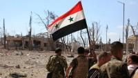 Suriye Ordusunun El-Kabun'u Kurtarması Teröristlere Ağır Darbe Vurdu