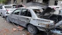Tekfirci Teröristler Dera'da Sivil Yerleşim Alanlarına Füze ve Makineli Silahlarla Saldırdı