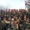 Suriye güçleri, Şam-Amman uluslararası caddesinde kontrol sağladı