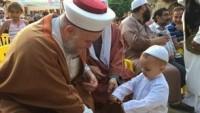 Lübnan'ın Sayda kentinde Hamas ve İslami Cemaat Ramazan ayını karşılama etkinliği düzenledi