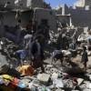 Katil Suud Uçakları Yemen'de Pazar Yerini Vurdu: 25 ölü