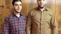 Abbas zindanlarında tutuklu bulunan Filistinli iki kardeşin ailesi çocuklarının serbest bırakılmalarını istedi