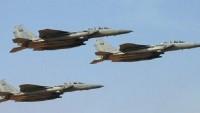 Suudi uçakları gıda maddeleri taşıyan bir kamyonu vurdu