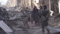 Yaklaşık 100 Terörist Suriye'nin Sabna Yerleşim Birimini Terk Etti