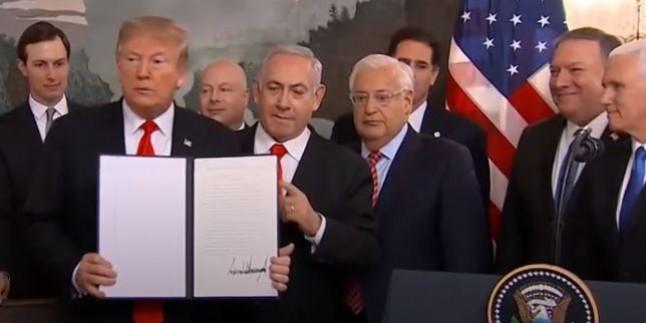 ABD Ve İsrail, Direniş Cephesinin Eliyle Yok Oluşlarının İmzasını Attı