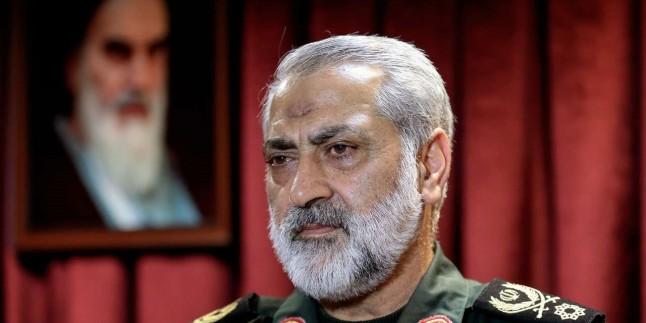 Tuğgeneral Şekarçi: Devrim Muhafızları terörizmle mücadelede en ön safta bulunuyor