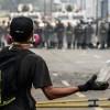 Venezuela'daki Olaylarda ABD Uşaklarından 268 Kişi Gözaltına Alındı