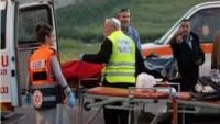 Nablus'un güneyinde siyonist bir kadın düzenlenen saldırıda yaralandı