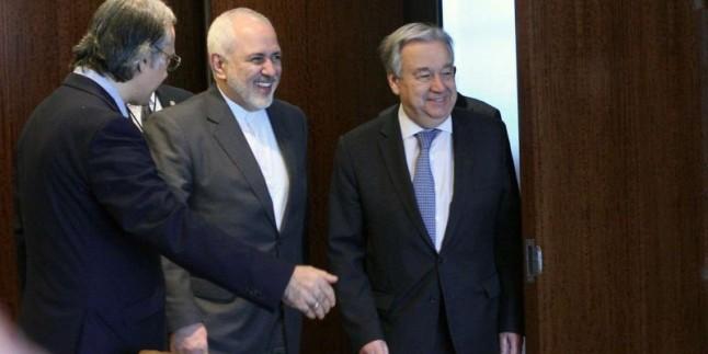 Zarif: İran petrol ihracatını sürdürecektir