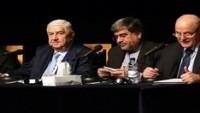 Suriye Dışişleri Bakanı: Teröre karşı bizi yalnız bırakanların şimdi bizimle işbirliğine ihtiyaçları var