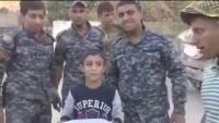 Video: IŞİD'den Kaçıp Irak Ordusuna Sığınan Sivillerin Sevinci…