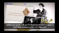 Video: İmam Ali Hamaney'in Dilinden Amerikancı İslam…