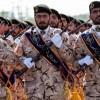 Büyük Şeytan ABD, İran Devrim MuhafIzları'nı terör örgütü ilan etti!