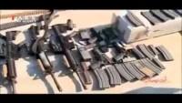 VİDEO: ABD ASKERLERİNİN TUTUKLANMA ANINDAN İLK GÖRÜNTÜLER