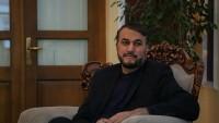 Abdullahiyan: Asıl sorun müzakere değil, ABD'nin zorbalığıdır