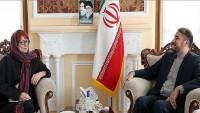 Emir Abdullahian: Avrupa'nın yavaş hareket etmesi kabul edilemez