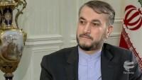 Emir Abdullahiyan: Tahran'ın Bahreyn'in içişlerine müdahalesi sözkonusu değil