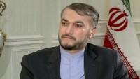 Emir abdullahiyan: ABD nükleer anlaşmaya uymadı