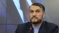 Abdullahiyan: Paris olayları, çifte standardın uygulanmasının sonucudur