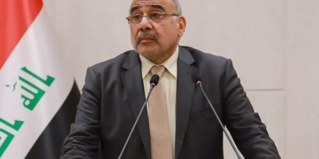 Irak başbakanı: İran'la dostane ve iyi ilişkilerimiz var