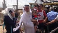 Şeyh Hıdır Adnan'ın Ailesi Hastane Bahçesinde Oturma Eylemi Başlattı