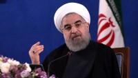 Ruhani: ABD hezimete uğramıştır