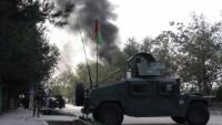 NATO Ordusu Afgan Halkını Bombaladı