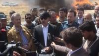 Afganistan'da 6 ton uyuşturucu imha edildi