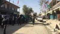 Afganistan'da cami yakınlarında patlama gerçekleşti