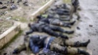 Afgan Ordusu İle Taliban Teröristleri Çatıştı: 22 Ölü