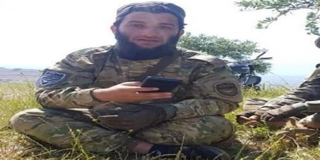 Ahraru Şam Teröristlerin Sözde Özel Kuvvetler Komutanı Ebu Eyyüp Eş Şami Öldürüldü