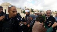 Siyonist Mahkeme, İki Filistinlinin Kudüs'ün Eski Belde Semtine Girişini Yasakladı