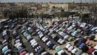 Korsan İsrail'in zulmü bayramda da devam ediyor