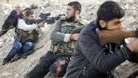 Büyük Şeytan ABD; Suriye Teröristlerine Yine Yardım Etti