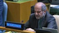 Al-i Habib: Gıda ve ilacı silah olarak kullanmak insanlık aleyhine suçtur