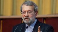 Laricani: İran her zaman Suriye ve Irak'a yardım edecek