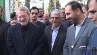 Ali Laricani: Düşmanın halkı inkılaptan ayırma düşüncesi yanlıştır