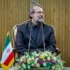 İran meclis başkanı Laricani: Amerika İran'da macera peşinde