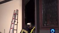 Almanya'da Bild Fild İslam Merkezi yakıldı
