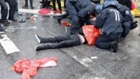 Almanya'da G-20 Zirve Protestosunun Önüne Geçilemiyor