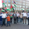 Almanya'daki Müslümanlardan Kudüs'e Destek