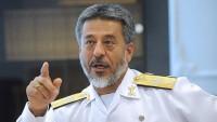 Amiral Seyyari: İran savunma alanında kendine yeter hale geldi