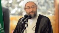 Amuli Laricani: İmam Humeyni -ra- İran halkına bağımsızlık ve özgüven kazandırdı