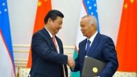 Çin ve Özbekistan Arasında 7 Anlaşma İmzalandı