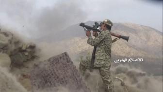 Yemen Hizbullahı Suud İşgalcilerine Ait Bir Apaçi Helikopterini Düşürdü