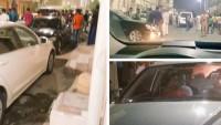 Katif Halkı, Terörist Saldırı Planlayan 4 Kişilik Bir Şebekeyi Görev Başında Yakaladı