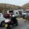 El-Halil'de Bir Askerî Aracın Takla Atması Sonucu Birkaç Siyonist Asker Yaralandı