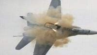 Arap Emirliklerine Ait Savaş Uçağı Yemen Semalarında Düştü